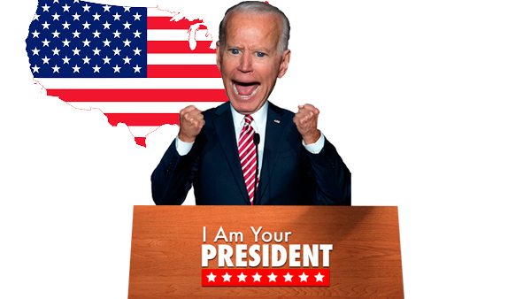 Stickers Joe Biden President